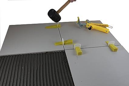 Calzo para SAP3 Sistema de nivelaci/ón para el azulejo y similares junta m/ínima de 1 mm para espesor 0-12 mm 4000