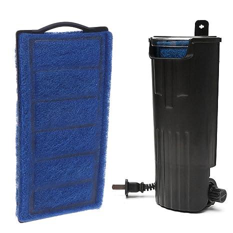 Dabixx Filtro de tela para repelente de acuario AQ111F