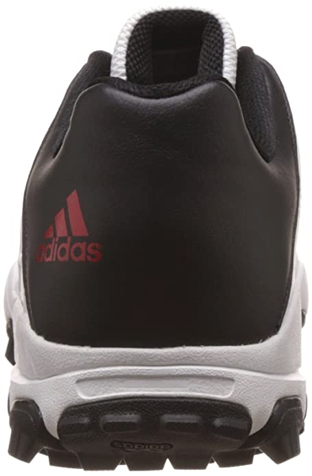 Buy Adidas Men's Sl 22 Trainer16 White, Black and Scarle Cricket ...