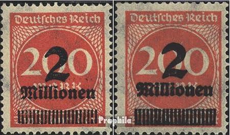 Prophila Collection Deutsches Reich 309 Pw Abstand Eng Und Weit Zw