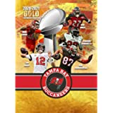 2021 TAMPA BAY BUCCANEERS SUPER BOWL LV CHAMPS Custom Football Card! with TOM BRADY and ROB GRONKOWSKI!