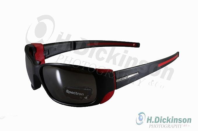 Julbo Montebianco - Marco de gafas de sol - negro/rojo ...