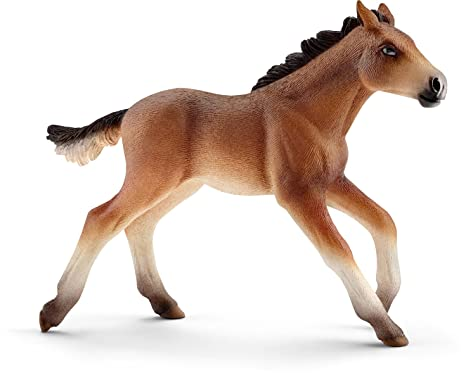 Buy Schleich North America Mustang Foal Toy Figure Online at