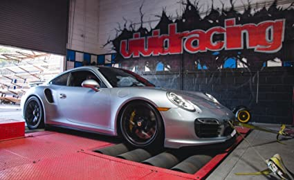 VR Tuned ECU Flash Tune Porsche 991 Turbo S 3.8L 560hp 14-16