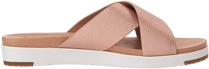 Chaussures Sandales Or Ugg En Kari Metallique Femme f6Y7bgy