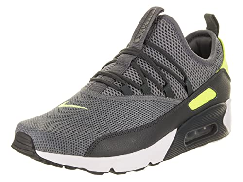 Nike Men's Air Max 90 EZ Cool GreyVoltAnthracite Running Shoe 11.5 Men US