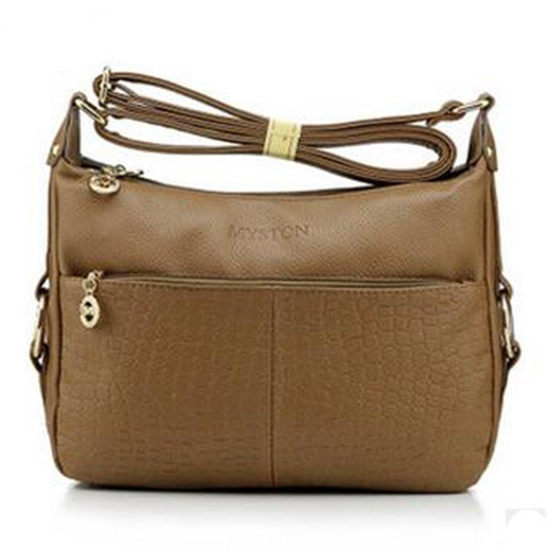 KDHJJOLY Practical 2016 Split Leather Bags Handbags Women Famous Brands Crossbody Bag Shoulder Messenger Bags Bolsas Chic