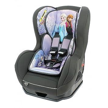 mycarsit asiento auto Disney, Grupo 0 +/1 (de 0 a 18 kg), diseño Frozen Frozen