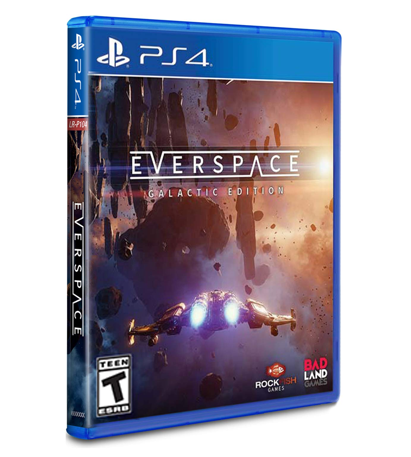 Everspace Galactic Edition For PS4 (Limited Run #168)