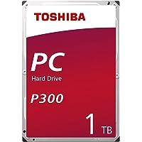 """Toshiba HDWD110UZSVA, 3.5"""" Dahili HDD, 3.5"""" 1TB P300 7200RPM SATA-3 6.0Gb/s 64MB"""