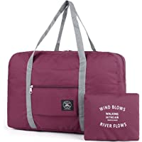 Packable Travel Duffel Bag Tote Carry on Luggage Weekender Overnight Sport Duffle for Kids Girls Women