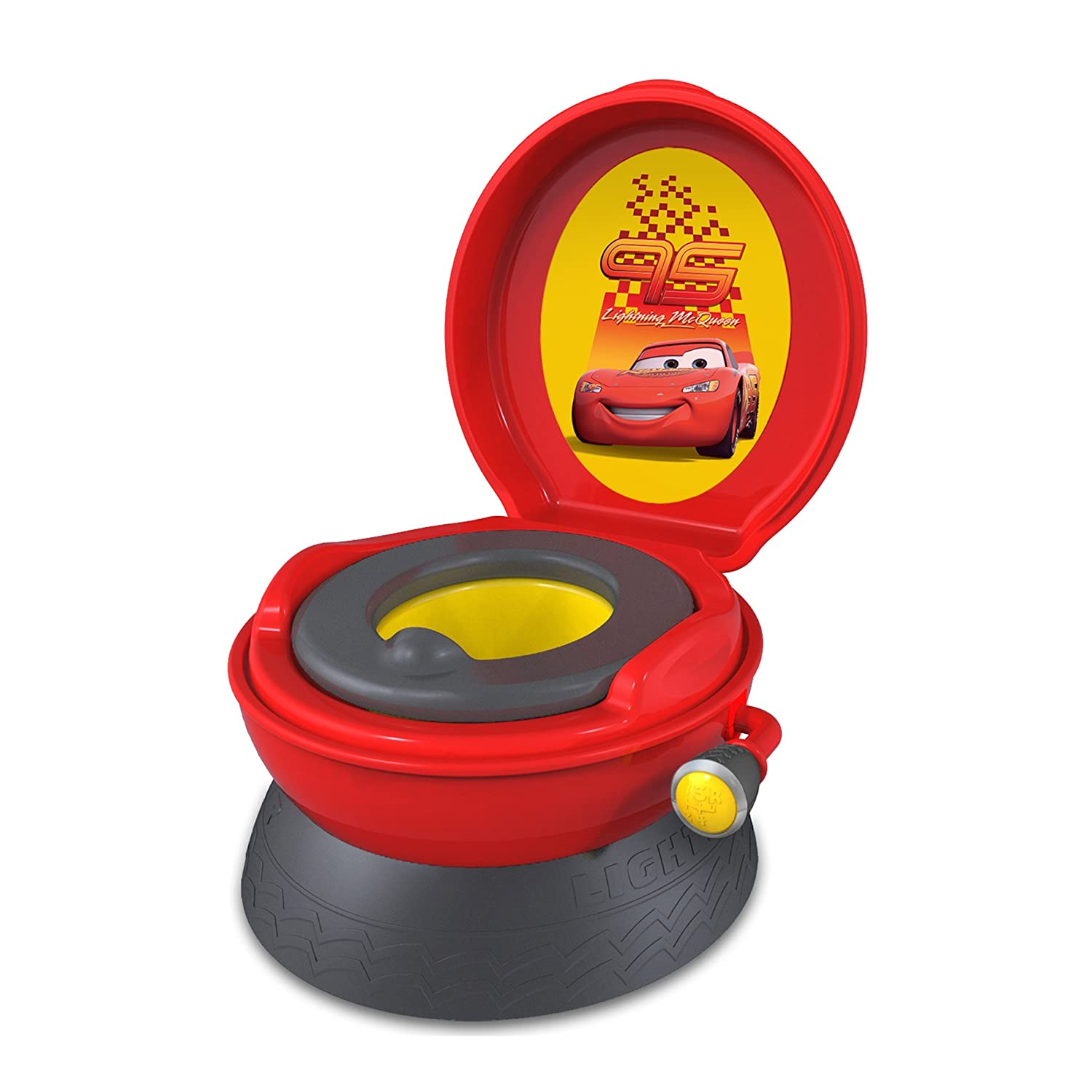 Amazon.com : The First Years Disney Pixar Cars Rev And Go Potty System  (Discontinued By Manufacturer) : Toilet Training Potties : Baby