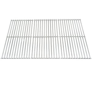 Direct store Parts DS115 Solid Stainless Steel Cooking grids Replacement Brinkmann,Charmglow,Costco, Jenn Air ,Members Mark, Nexgrill, Perfect Flame,Sams Club Gas Grill