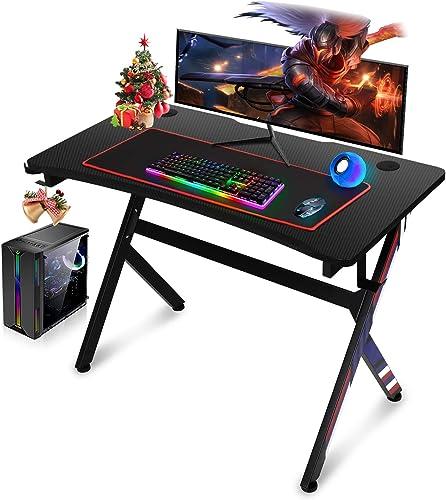 Best modern office desk: Gaming Desk Modern Office Desk
