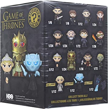 NEW Game of Thrones BOX Mini Mystery Funko Figure 2/'/' SHAGGYDOG A70G