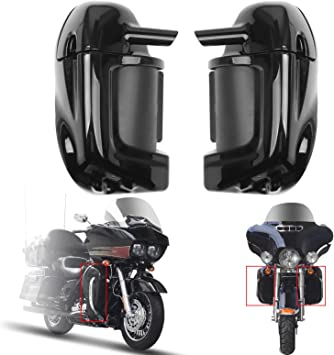 Street Glide,Road Glide Electra Glide Artudatech Lower Vented Leg Fairing Glove Box For Harley Touring Road King