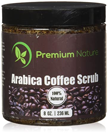 Amazon Com Exfoliating Arabica Coffee Body Scrub Best Skin