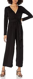 product image for Rachel Pally Women's Long Sleeve, V-Neck Jumpsuit