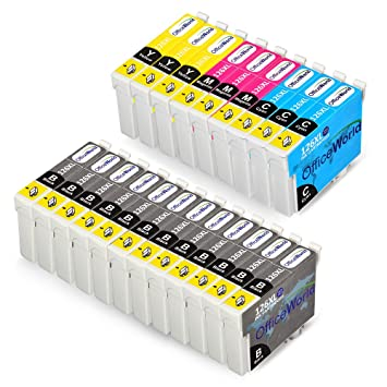 OfficeWorld T1261-T1264 de tinta compatibles con cartuchos de ...