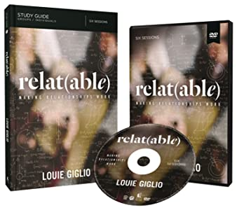 Relatable Study Guide with DVD: Making Relationships Work