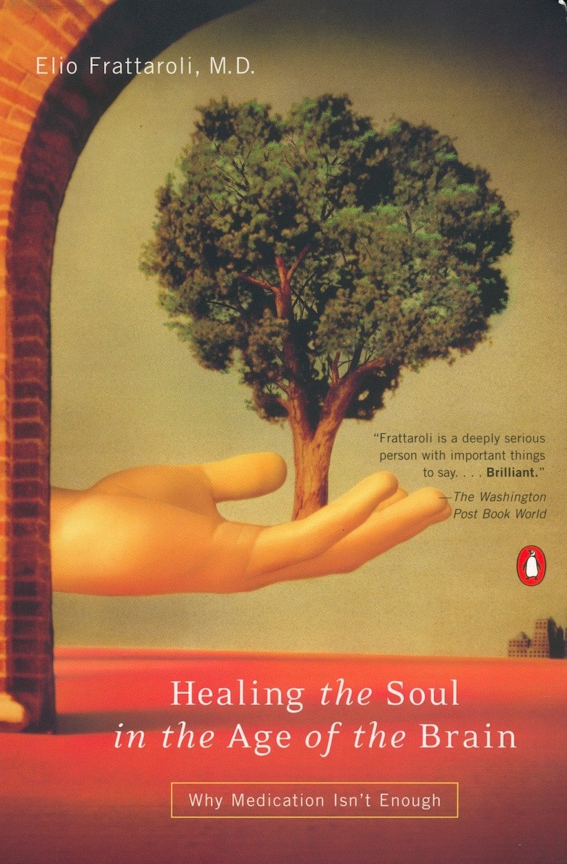 Read Online Healing the Soul in the Age of the Brain: Why Medication Isn't Enough pdf