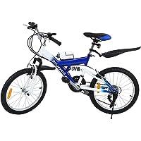 MuGuang Bicicleta de Montaña 20 Pulgadas Bicicleta Infantil 6 Speed Come with 500cc…