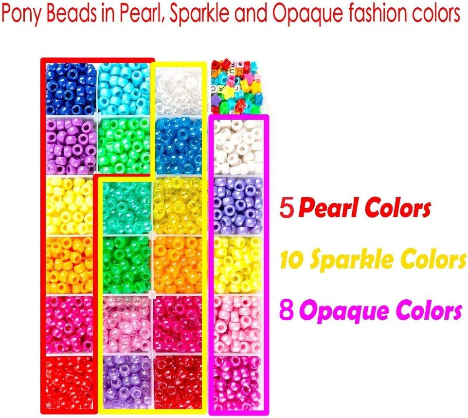 80 Star Shaped Opaque Beads U Pick Color Many Colors USA Hair Rave Free Shipping