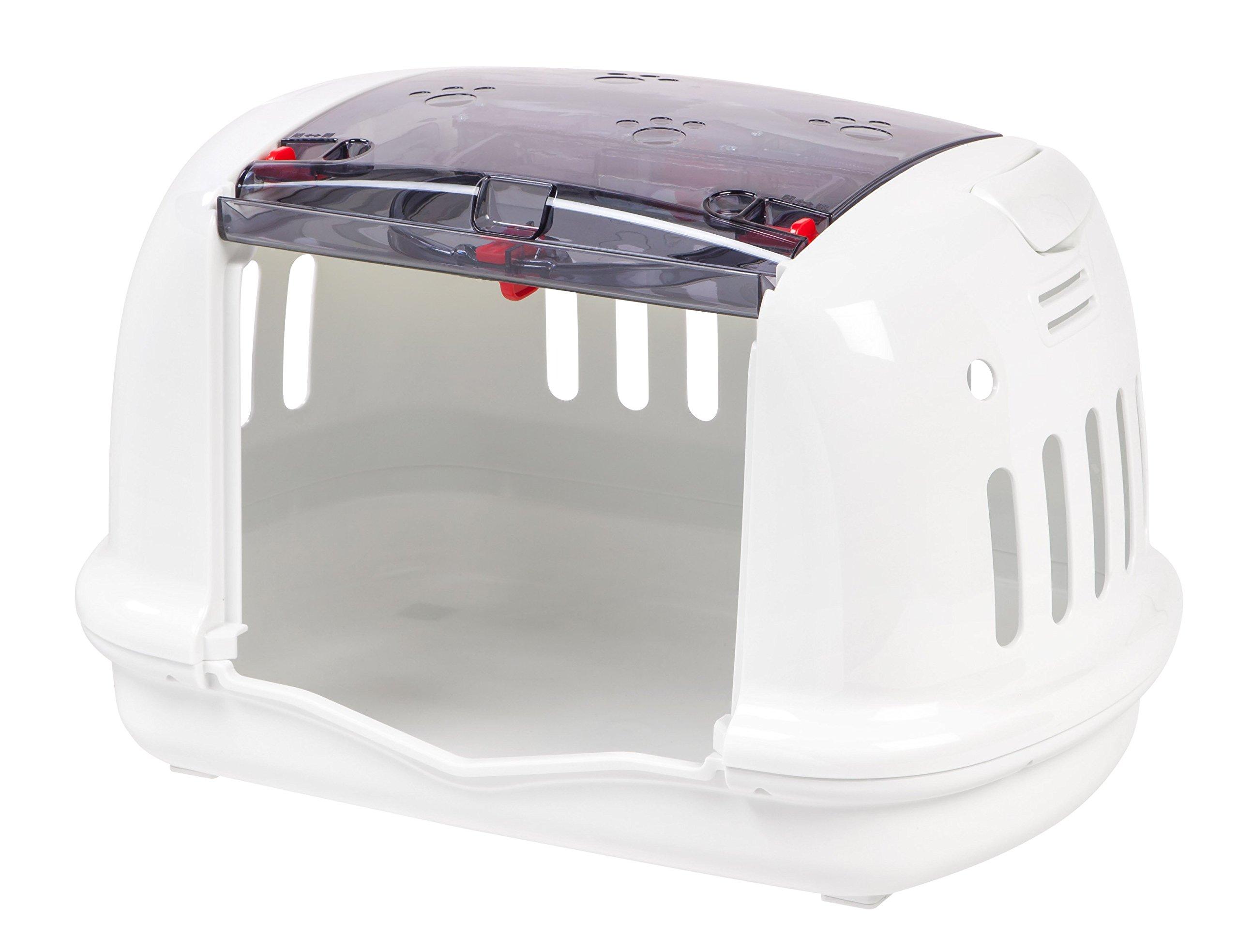 IRIS Small Animal Carrier, White by IRIS USA, Inc. (Image #6)
