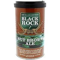 Black Rock- Kit Cerveza Nut Brown Ale Elabora tu propia cerveza artesanal y casera