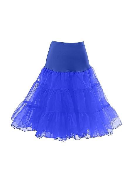 HIMRY Reifrock/Unterrock/Petticoat/Underskirt/Crinoline/Wedding bridal Petticoat für Wedding Kleid Ballkleid Housekleid Abend