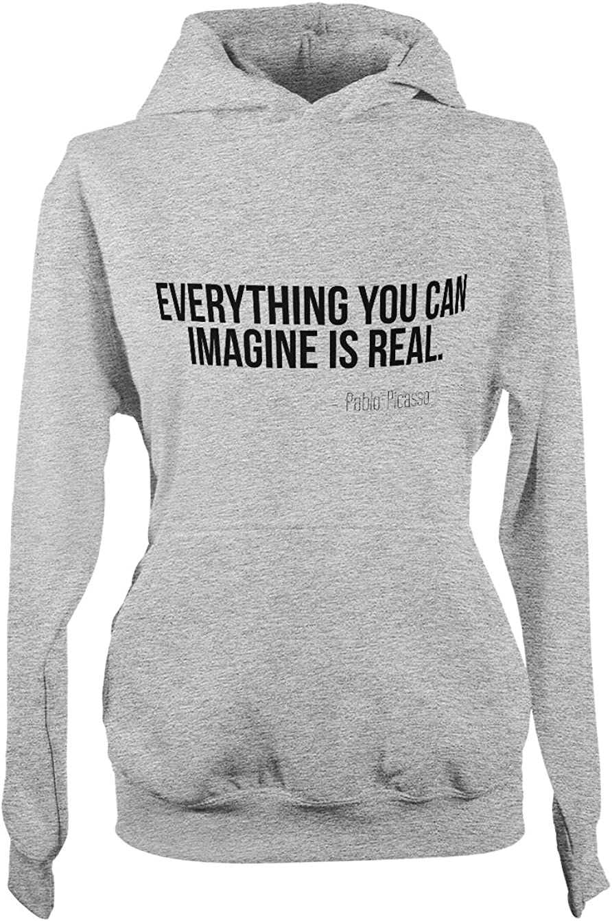Teequote Everything You Can Imagine Is Real Pablo Picasso ...
