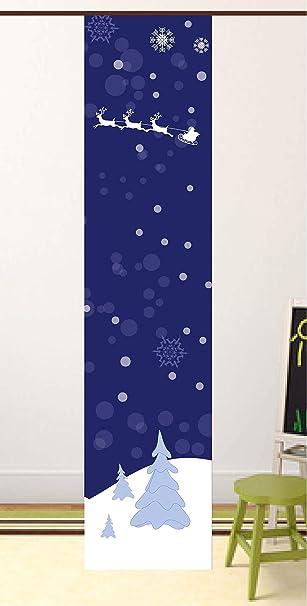 Flächenvorhang Kids Weihnachten, 260 cm hoch, 60 cm breit ...
