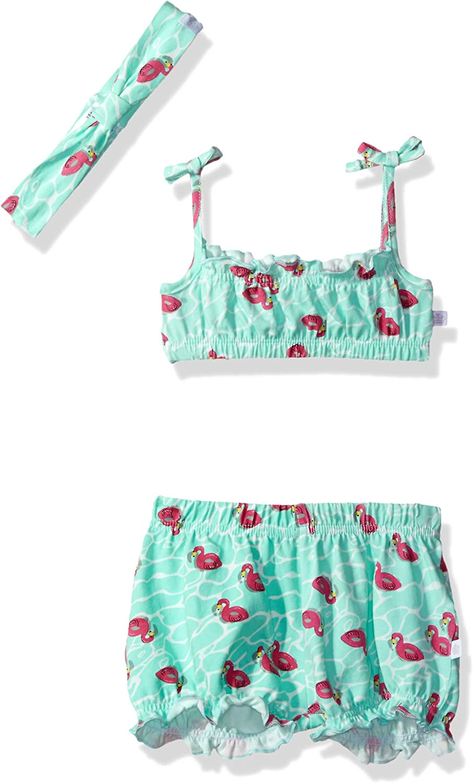 Flamingo 18M Rosie Pope Girls Baby Newborn /& Infant Playwear Sets