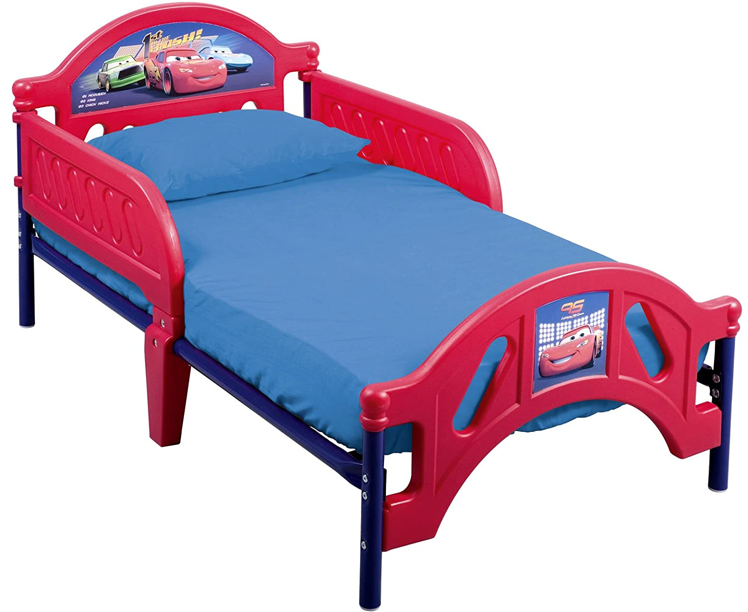 sc 1 st  Amazon.com & Amazon.com: Delta Cars Toddler Bed: Toys u0026 Games