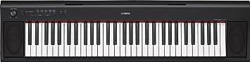 Yamaha - NP12B - Clavier - 61 Touches Dynamiques - Noir