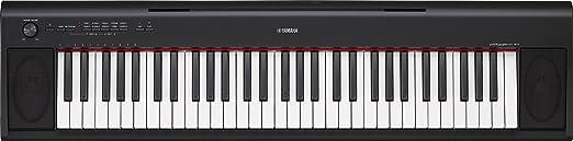 19 opinioni per Yamaha NP12B Tastiera, 61 Tasti, Nero