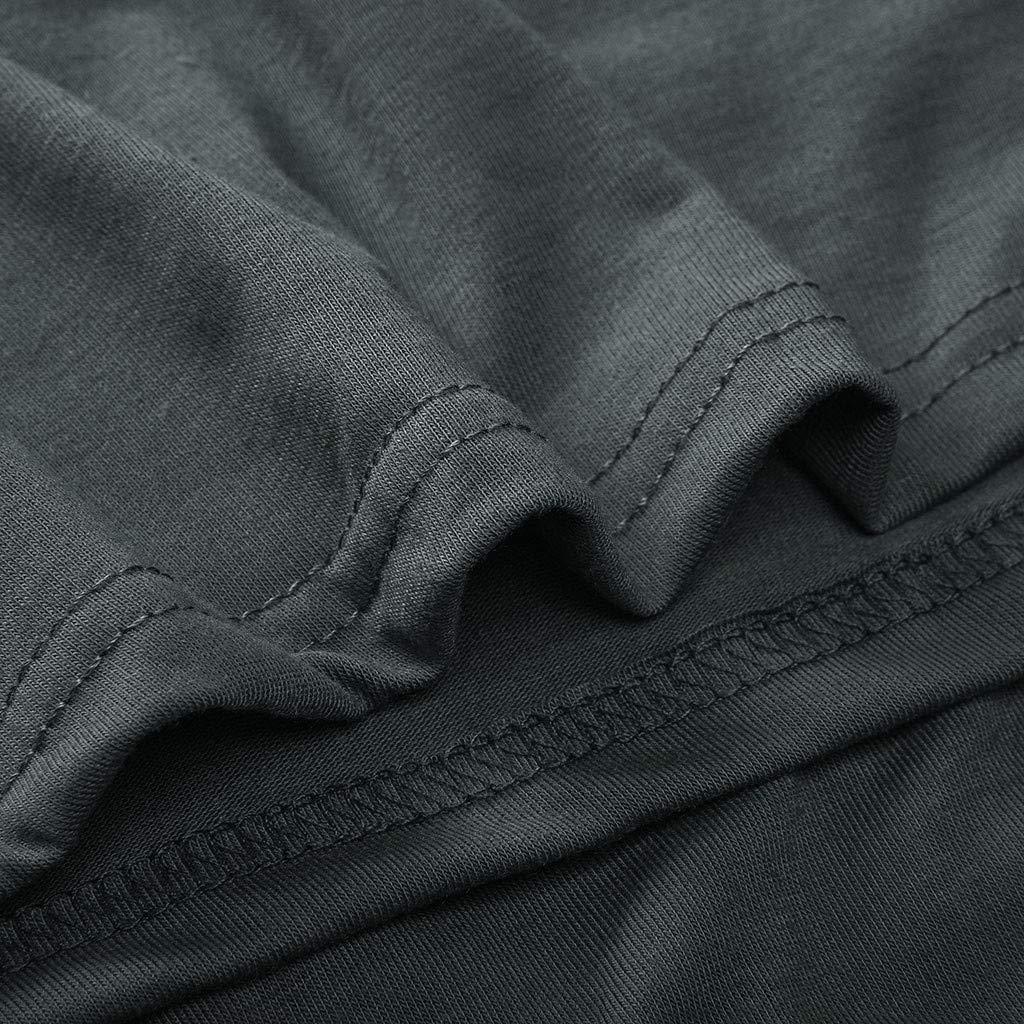 TIFIY Tops Damen Achselshirt Classic Crop Hemd Frauen r/ückenfreie /ärmellose Blusen Oansatz-T-Shirt beil/äufige Oberteile Weste Beh/älter