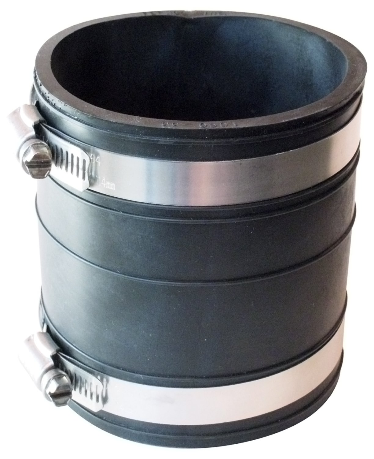 Fernco P1060-33 3-Inch by 3-Inch Rubber Flexible Socket Coupling Repair Fitting Fernco Inc. 418475