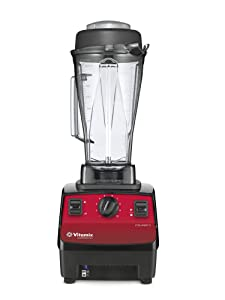 Vitamix 64 Oz 62826 Vita-Prep 3 Food Blender, Red