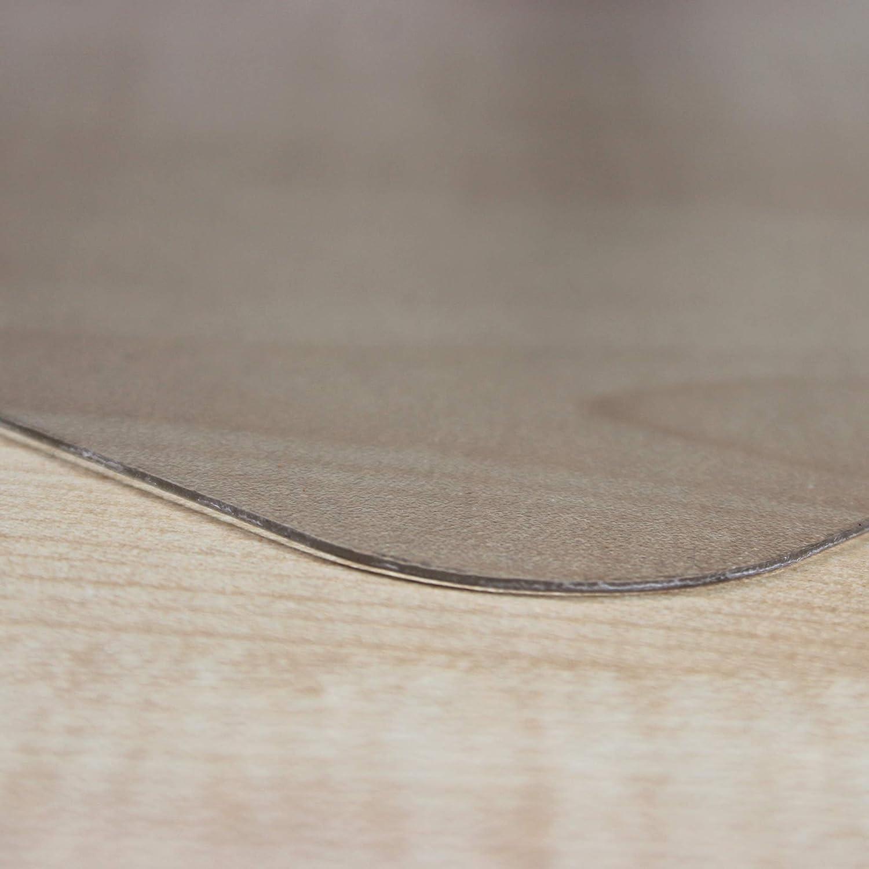 Protector de escritorio rectangular de policarbonato Desktex de 48 ...