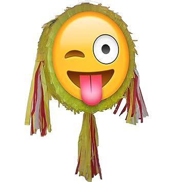 PiñataAmazon Beautiful Emoji Juegos Y esJuguetes 4RLA35j