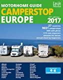 Motorhome guide Camperstop Europe 27 countries. 2017 GPS