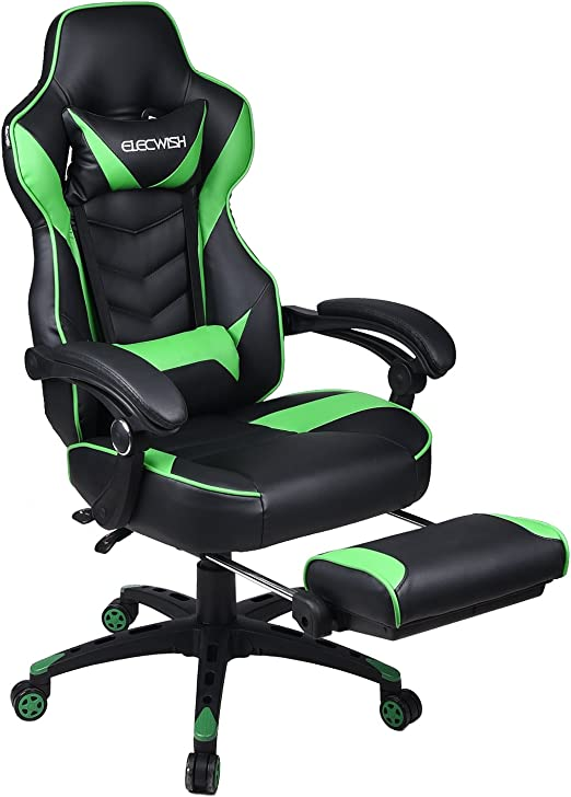 Gaming Chair Green