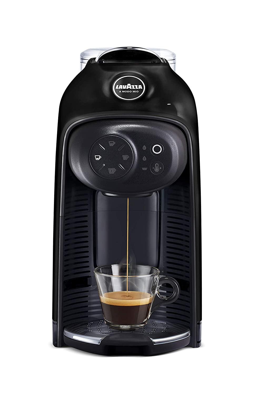 Lavazza A Modo MI 18000276 Máquina de café, 1500 W, 1.1 L, acrylonitrile butadieno Styrene (ABS), gris: Amazon.es: Hogar