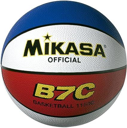 MIKASA B-7C Balón de Goma, Hombre, Multicolor, 7: Amazon.es ...