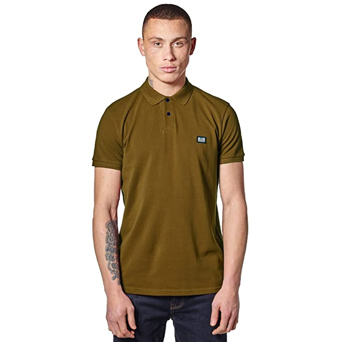Weekend Offender - Polo - para Hombre Verde Verde Oliva Small ...