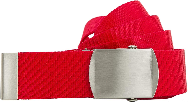 larga 4 cm girovita da 80 a 130 cm Cintura outdoor//militare Shenky