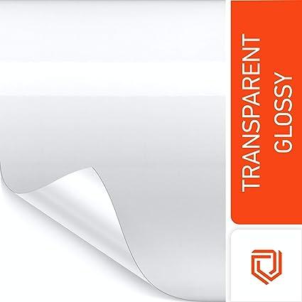 Universal Película Lámina para Coche Protectora Transparente Uni por Metros