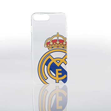 Real Madrid RMCAR011 - Carcasa con Escudo para Apple iPhone ...