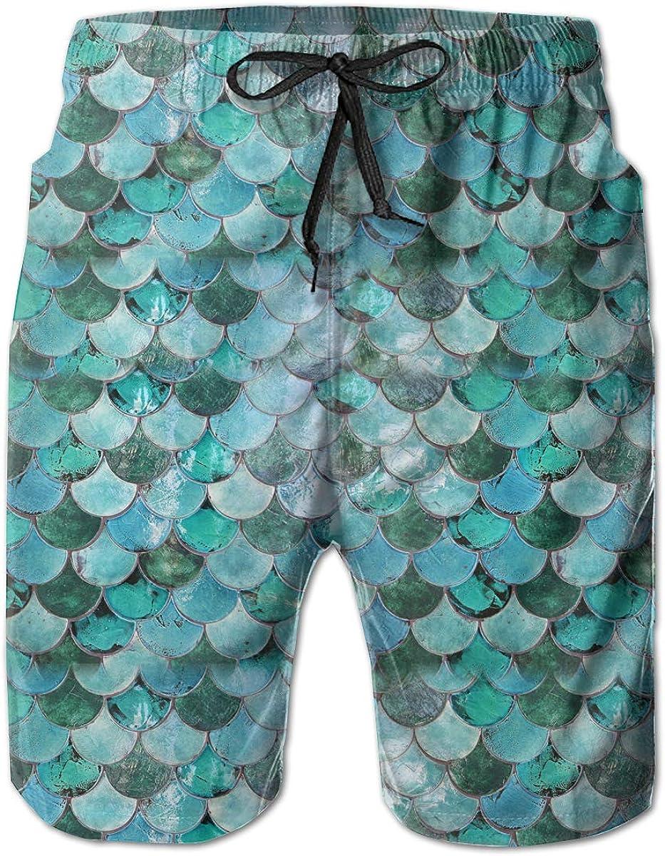Sons of Anarchy Mens Beach Pants Swim Trunks Quick Dry Beachwear Sports Running Swim Board Shorts